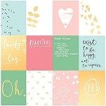 Happy Things 3x4 Acetate Cards