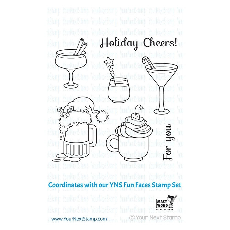 Holiday Cheers Stamp Set