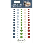 Christmas Wonderland Enamel Dots