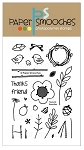 Natural Beauties Stamp Set