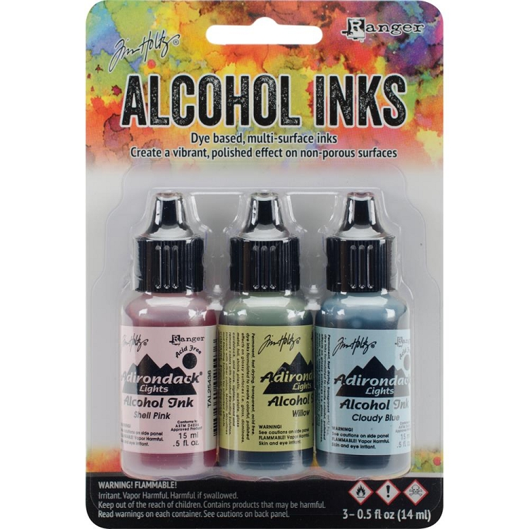 Alcohol Ink 3pk Countryside