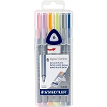 Triplus Fineliner Pen Set Pastel