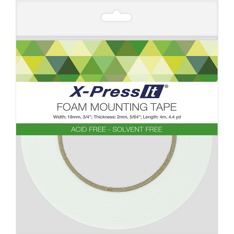 Double Sided Foam Tape 18mm