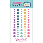 Let's Be Mermaids Enamel Dots
