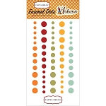Autumn Enamel Dots