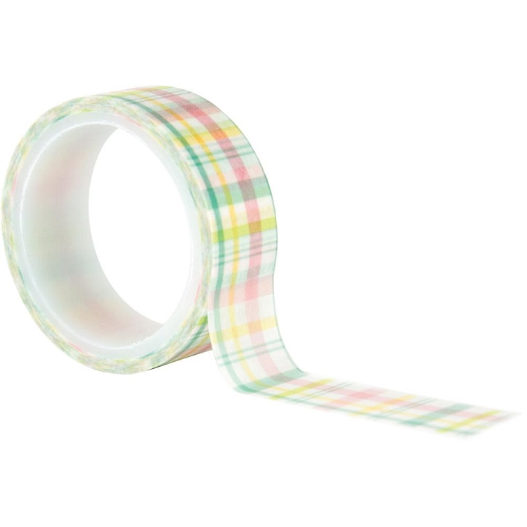 Easter Wishes Easter Plaid Washi Tape