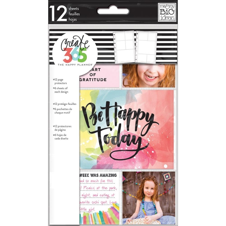 Create 365 Mini Planner Pocket Sheets