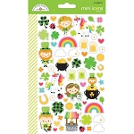 Lots O' Luck Mini Icon Stickers