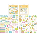 Hoppy Easter Odds & Ends Die Cuts