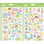 Simply Spring Mini Icons Stickers