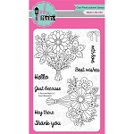 Sweet Bouquets Stamp Set