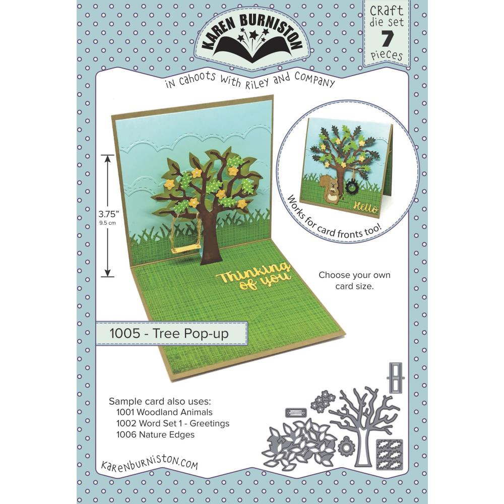 Tree Pop-Up Die