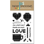 In Stitches Stamp Set