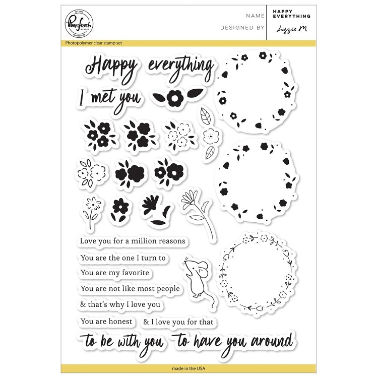 Happy Everything Stamp Set