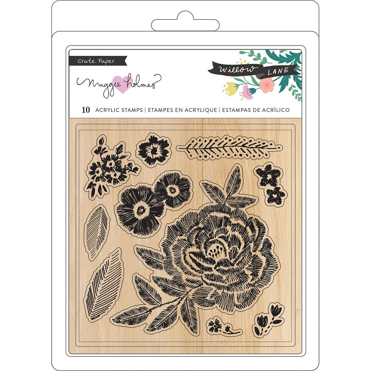 Willow Lane Stamp Set
