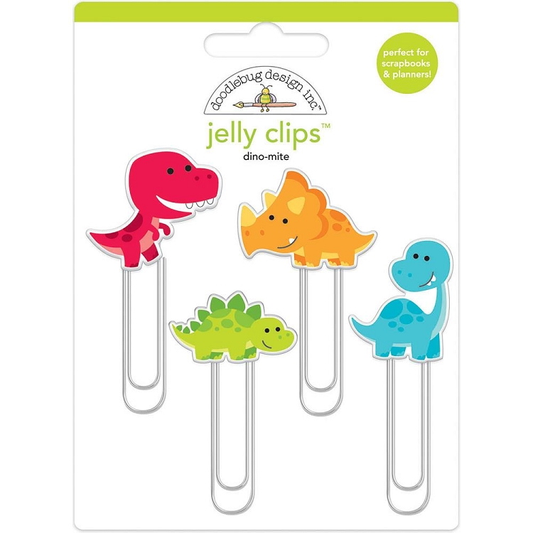 Dino-Mite Jelly Clips