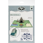 Tent Pop-Up Die