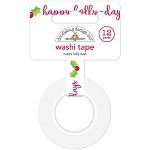 Christmas Town Happy Holly-Days Washi Tape