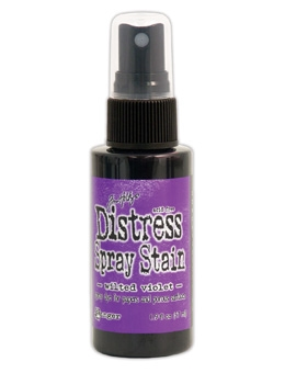 Distress Spray Stain Wilted Violet