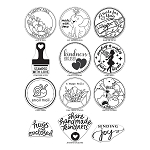 Mail Delivery Stamp Set --- PRE-ORDER