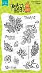 Beautiful Leaves Stamp Set