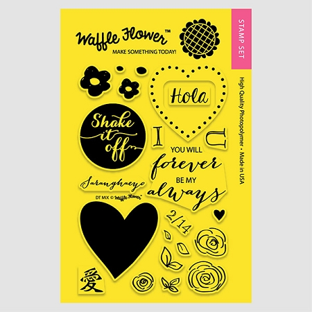 DT Mix Stamp Set