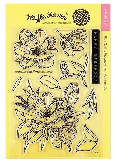 Magnolia Stamp Set