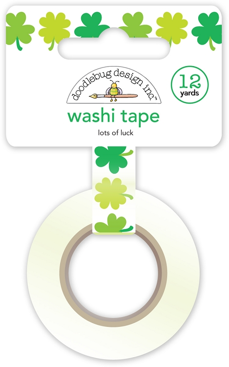 Shamrock Washi Tape