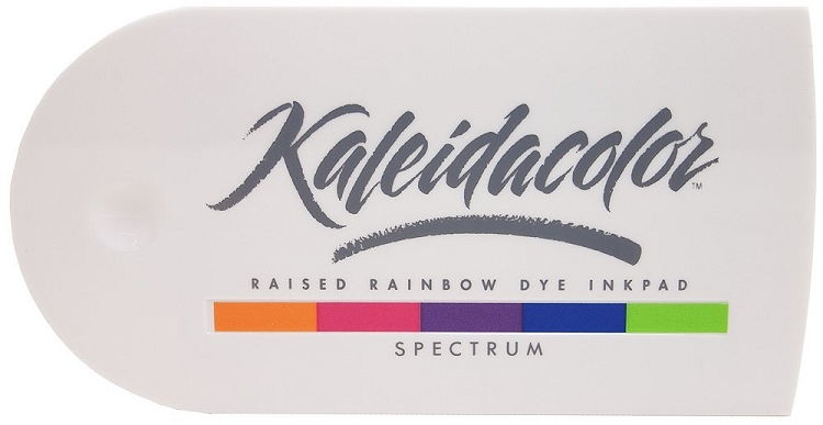 Kaleidacolor Spectrum Dye Ink Pad