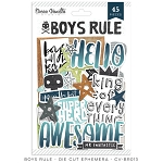 Boys Rule Ephemera