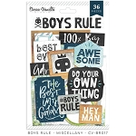 Boys Rule Miscellany Ephemera