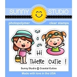 Coastal Cuties Stamp Set