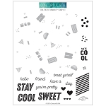 Cool Treats Turnabout Stamp Set