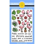 Fabulous Flamingos Stamp Set