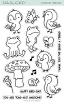 Garden Friends Stamp Set