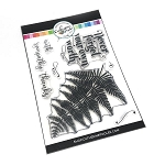 Never Forget Fern Stamp Set