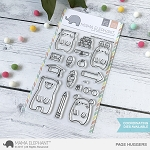 Page Huggers Stamp Set