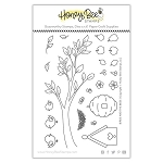Birds and the Bees Stamp Set