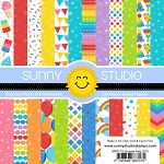 Surprise Party 6x6 Paper Pad