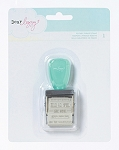 Dear Lizzy Lucky Charm Stamps/Roller