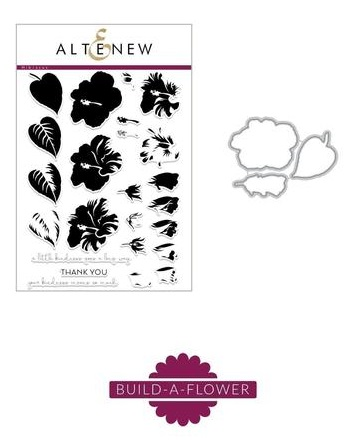 Build-A-Flower: Hibiscus Stamp & Die