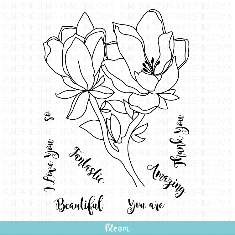 Bloom Stamp Set