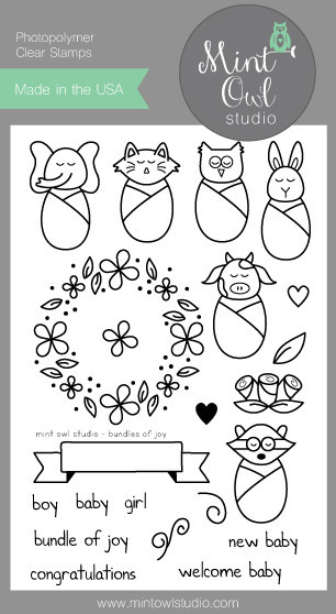 Bundles of Joy Stamp Set