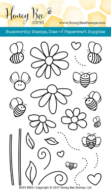 Busy Bees Stamp Set