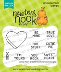 Candy Heart Stamp Set