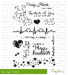 Caring Hearts Stamp Set