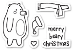 Beary Christmas Stamp Set