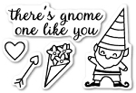 Gnome One Like You Stamp Set