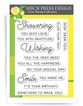 Wishing You the Best Stamp Set