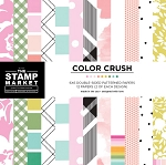 Color Crush Patterns 6x6 Paper Pad
